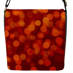 Modern Bokeh 12 Flap Messenger Bag (s) by ImpressiveMoments