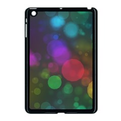 Modern Bokeh 15 Apple Ipad Mini Case (black) by ImpressiveMoments