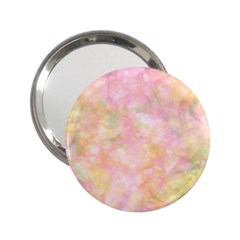 Softly Lights, Bokeh 2 25  Handbag Mirrors by ImpressiveMoments