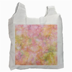 Softly Lights, Bokeh Recycle Bag (one Side) by ImpressiveMoments