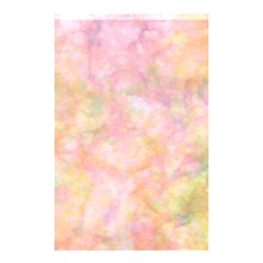 Softly Lights, Bokeh Shower Curtain 48  X 72  (small)