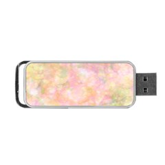 Softly Lights, Bokeh Portable Usb Flash (one Side) by ImpressiveMoments