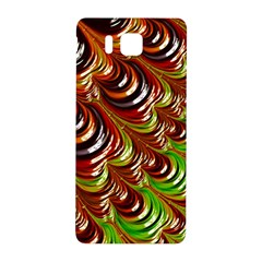 Special Fractal 31 Green,brown Samsung Galaxy Alpha Hardshell Back Case by ImpressiveMoments