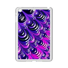 Special Fractal 31pink,purple Ipad Mini 2 Enamel Coated Cases by ImpressiveMoments