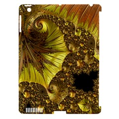 Special Fractal 35cp Apple Ipad 3/4 Hardshell Case (compatible With Smart Cover) by ImpressiveMoments