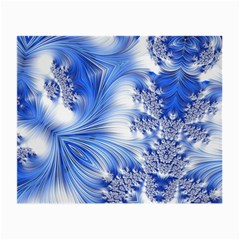 Special Fractal 17 Blue Small Glasses Cloth (2 Side)