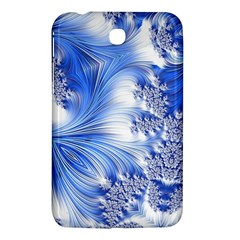 Special Fractal 17 Blue Samsung Galaxy Tab 3 (7 ) P3200 Hardshell Case