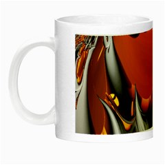 Special Fractal 24 Terra Night Luminous Mugs by ImpressiveMoments