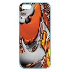 Special Fractal 24 Terra Apple Seamless Iphone 5 Case (color) by ImpressiveMoments