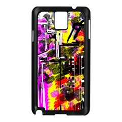 Abstract City View Samsung Galaxy Note 3 N9005 Case (black)