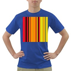 Hot Stripes Fire Dark T Shirt by ImpressiveMoments