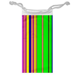 Hot Stripes Rainbow Jewelry Bags by ImpressiveMoments