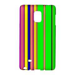 Hot Stripes Rainbow Galaxy Note Edge by ImpressiveMoments