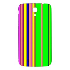 Hot Stripes Rainbow Samsung Galaxy Mega I9200 Hardshell Back Case by ImpressiveMoments