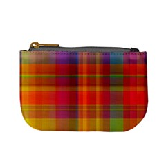 Plaid, Hot Mini Coin Purses by ImpressiveMoments