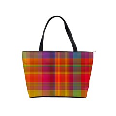 Plaid, Hot Shoulder Handbags