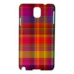 Plaid, Hot Samsung Galaxy Note 3 N9005 Hardshell Case by ImpressiveMoments