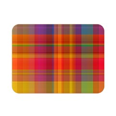 Plaid, Hot Double Sided Flano Blanket (mini)  by ImpressiveMoments