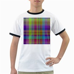 Plaid, Cool Ringer T Shirts by ImpressiveMoments