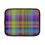 Plaid, Cool Netbook Case (Small)  Front