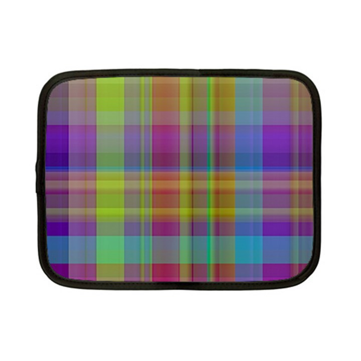 Plaid, Cool Netbook Case (Small)