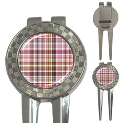 Plaid, Candy 3-in-1 Golf Divots by ImpressiveMoments