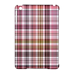 Plaid, Candy Apple Ipad Mini Hardshell Case (compatible With Smart Cover) by ImpressiveMoments