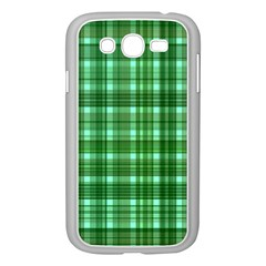 Plaid Forest Samsung Galaxy Grand Duos I9082 Case (white) by ImpressiveMoments