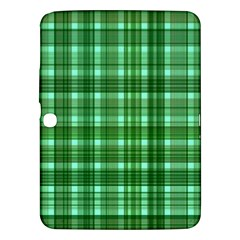 Plaid Forest Samsung Galaxy Tab 3 (10 1 ) P5200 Hardshell Case  by ImpressiveMoments