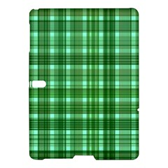 Plaid Forest Samsung Galaxy Tab S (10 5 ) Hardshell Case  by ImpressiveMoments