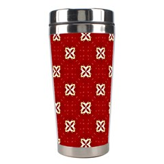 Cute Seamless Tile Pattern Gifts Stainless Steel Travel Tumblers by creativemom