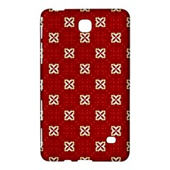 Cute Seamless Tile Pattern Gifts Samsung Galaxy Tab 4 (7 ) Hardshell Case  by creativemom
