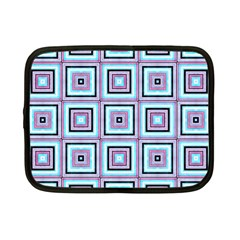 Cute Seamless Tile Pattern Gifts Netbook Case (small)  by creativemom