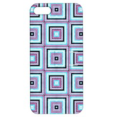Cute Seamless Tile Pattern Gifts Apple Iphone 5 Hardshell Case With Stand by creativemom