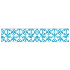 Cute Seamless Tile Pattern Gifts Flano Scarf (small)  by creativemom