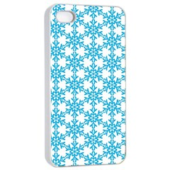 Cute Seamless Tile Pattern Gifts Apple Iphone 4/4s Seamless Case (white) by creativemom
