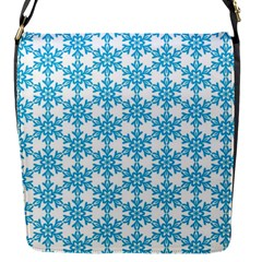 Cute Seamless Tile Pattern Gifts Flap Messenger Bag (s) by creativemom