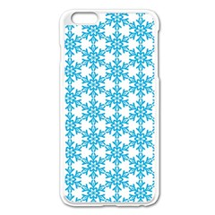 Cute Seamless Tile Pattern Gifts Apple Iphone 6 Plus Enamel White Case by creativemom