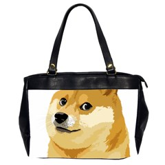 Dogecoin Office Handbags (2 Sides)  by dogestore
