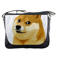 Dogecoin Messenger Bags by dogestore