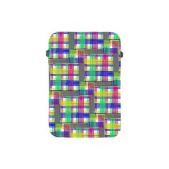Doodle Pattern Freedom  Apple Ipad Mini Protective Soft Cases by ImpressiveMoments