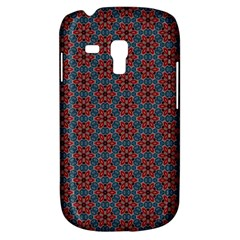Cute Seamless Tile Pattern Gifts Samsung Galaxy S3 Mini I8190 Hardshell Case by creativemom