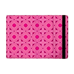 Cute Seamless Tile Pattern Gifts Apple Ipad Mini Flip Case by creativemom