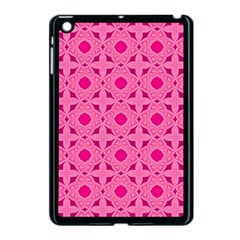 Cute Seamless Tile Pattern Gifts Apple Ipad Mini Case (black) by creativemom