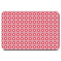 Cute Seamless Tile Pattern Gifts Large Doormat  by creativemom