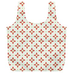 Cute Seamless Tile Pattern Gifts Full Print Recycle Bags (l)  by creativemom