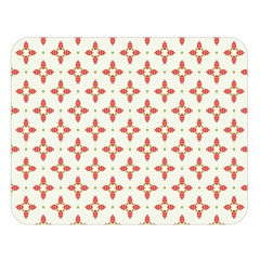 Cute Seamless Tile Pattern Gifts Double Sided Flano Blanket (large)  by creativemom