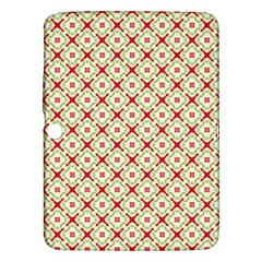Cute Seamless Tile Pattern Gifts Samsung Galaxy Tab 3 (10 1 ) P5200 Hardshell Case  by creativemom