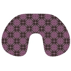 Cute Seamless Tile Pattern Gifts Travel Neck Pillows by creativemom