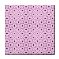 Cute Seamless Tile Pattern Gifts Tile Coasters by creativemom
